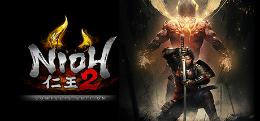 Carátula de Nioh 2 - The Complete Edition