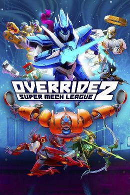 Carátula de Override 2: Super Mech League para Xbox