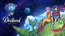 Carátula de Deiland: Pocket Planet para Nintendo Switch