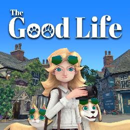 Carátula de The Good Life para Nintendo Switch