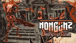 Carátula de Nongunz: Doppelganger Edition para Nintendo Switch