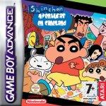 Carátula de Shin Chan: Aventuras En Cineland para Game Boy Advance