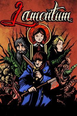 Carátula de Lamentum para PlayStation 4