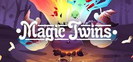 Carátula de Magic Twins para Nintendo Switch