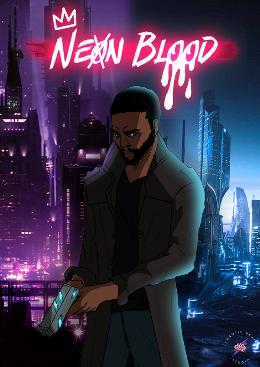 Carátula de Neon Blood para PC