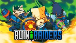Carátula de Ruin Raiders para Nintendo Switch