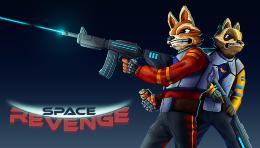 Carátula de Space Revenge para Nintendo Switch