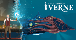 Carátula de Verne: The Shape of Fantasy para PC