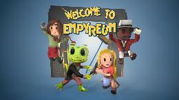 Carátula de Welcome to Empyreum para PlayStation 4