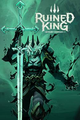 Carátula de Ruined King: A League of Legends Story para Nintendo Switch