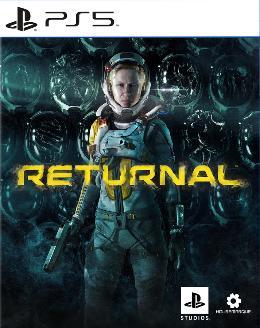 Carátula de Returnal