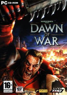 Carátula de Warhammer 40.000: Dawn of War para PC