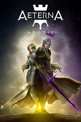 Carátula de Aeterna Noctis para PlayStation 5