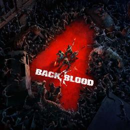 Carátula o portada Europea del juego Back 4 Blood para PlayStation 5