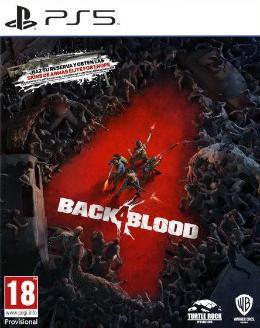 Carátula de Back 4 Blood para PlayStation 5