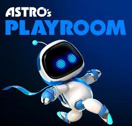 Carátula de Astro's Playroom para PlayStation 5