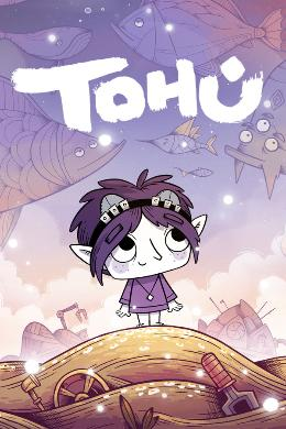 Carátula de TOHU para PlayStation 4