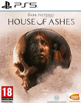 Carátula de The Dark Pictures: House of Ashes para PlayStation 5