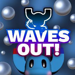 Carátula de Waves Out!