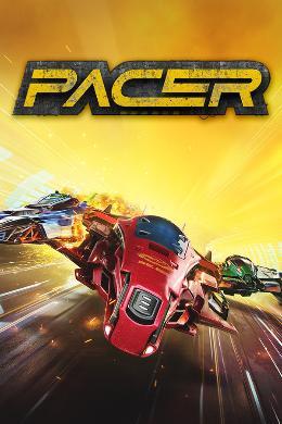 Carátula de Pacer para PlayStation 4