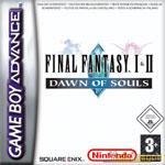 Car�tula de Final Fantasy I & II: Dawn of Souls
