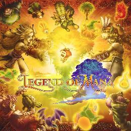Carátula de Legend of Mana HD para PlayStation 4