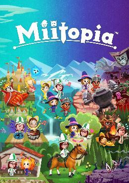 Carátula de Miitopia