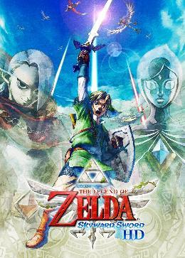 Carátula de The Legend of Zelda: Skyward Sword HD para Nintendo Switch