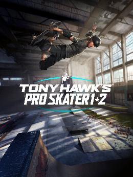 Carátula de Tony Hawk's Pro Skater 1+2 para Nintendo Switch