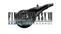 Carátula o portada Logo Oficial del juego Final Fantasy VII Remake Intergrade para PlayStation 5