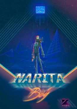Carátula de Narita Boy para PlayStation 4