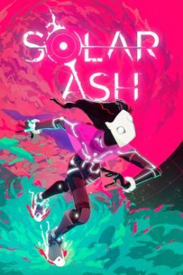 Carátula de Solar Ash para PlayStation 5