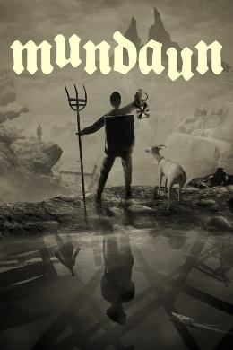 Carátula de Mundaun para PlayStation 5