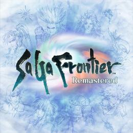 Carátula de SaGa Frontier Remastered para Nintendo Switch