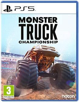 Carátula de Monster Truck Championship