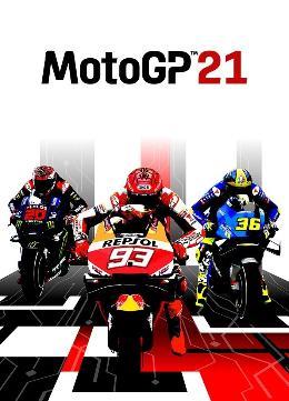 Carátula de MotoGP 21 para PlayStation 5