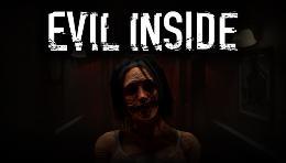 Carátula de Evil Inside para PlayStation 4