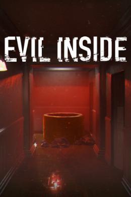 Carátula de Evil Inside para PlayStation 5