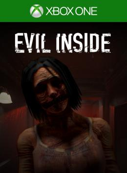 Carátula de Evil Inside para Xbox One