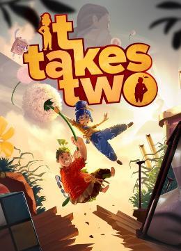 Carátula de It Takes Two para Xbox