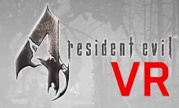 Carátula de Resident Evil 4 VR para PC