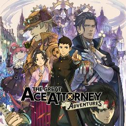 Carátula de The Great Ace Attorney Chronicles para Nintendo Switch