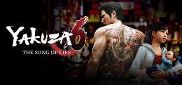 Carátula de Yakuza 6: The Song of Life para PC