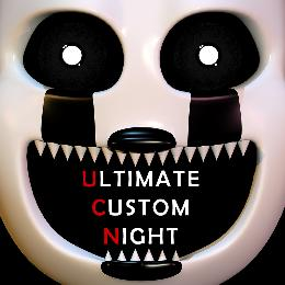 Carátula de Ultimate Custom Night para Nintendo Switch