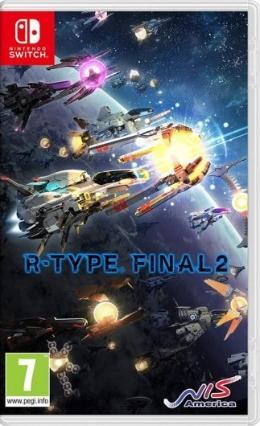 Carátula de R-Type Final 2 para Nintendo Switch