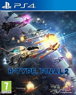 Carátula de R-Type Final 2 para PlayStation 4