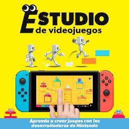 Carátula de Estudio de Videojuegos