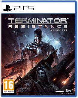 Carátula de Terminator: Resistance Enhanced