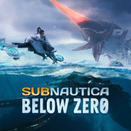 Carátula de Subnautica: Below Zero para Nintendo Switch