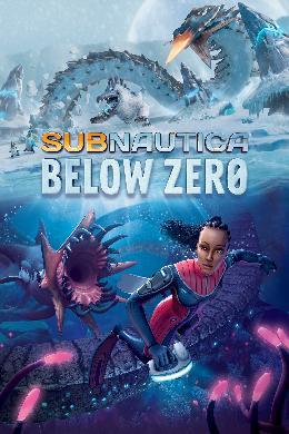 Carátula de Subnautica: Below Zero para PlayStation 4